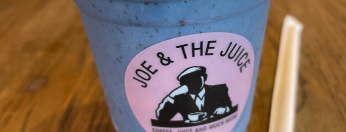 JOE & THE JUICE is one of WorkingNotWorking.