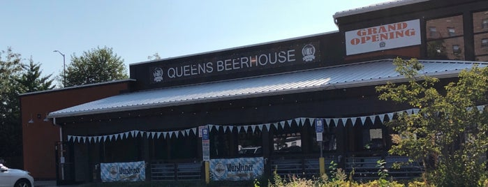 Queens Beerhouse is one of Posti che sono piaciuti a Brian.