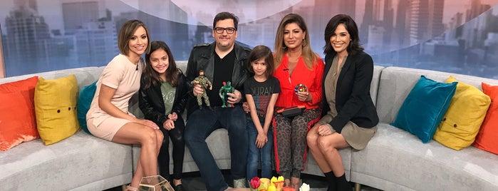 Univision is one of Steven'in Beğendiği Mekanlar.