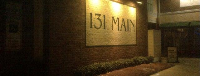 131 Main is one of Gespeicherte Orte von Alejandro.