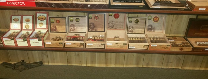 Tims Great Cigars is one of Beat place to smoke cigars.