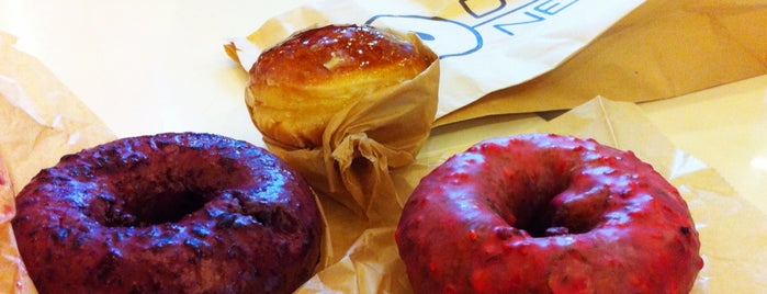 Doughnut Plant is one of Best of NYC =).