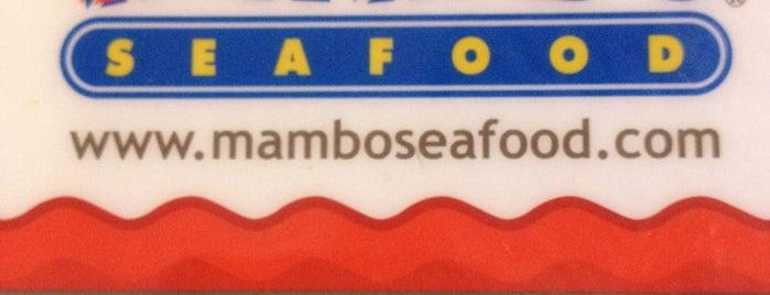 Mambo Seafood is one of Tempat yang Disukai Regina.
