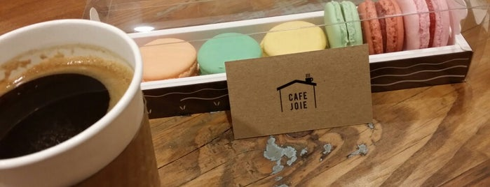 Cafe Joie is one of Victoria-star's Saved Places.