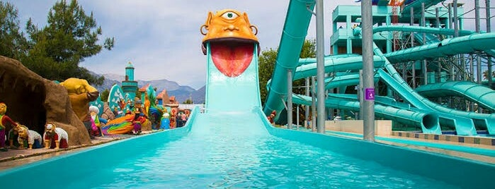 DoluSu Park Aquapark is one of Posti che sono piaciuti a Alena.