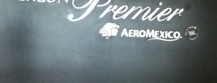 Salón Premier Aeroméxico is one of Lugares favoritos de Sergio M. 🇲🇽🇧🇷🇱🇷.