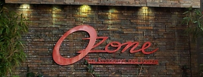 Ozone Thai is one of Restaurants I've tried.