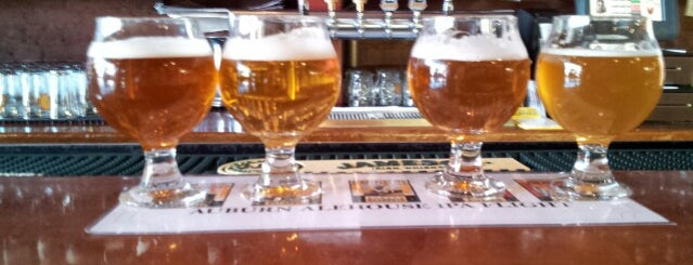 Auburn Alehouse is one of Auburn, CA: History, Nature & Craft Beer.