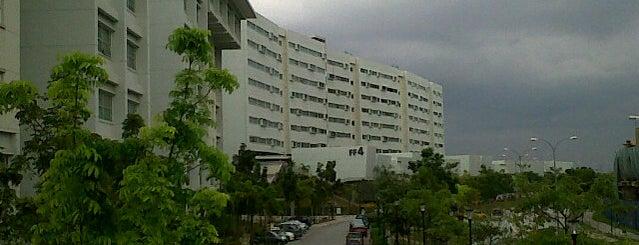 Universiti Teknologi MARA (UiTM) Kampus Puncak Alam is one of Learning Centers #2.