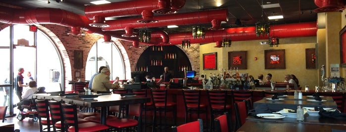 Cafe Red is one of Orlando Eats.