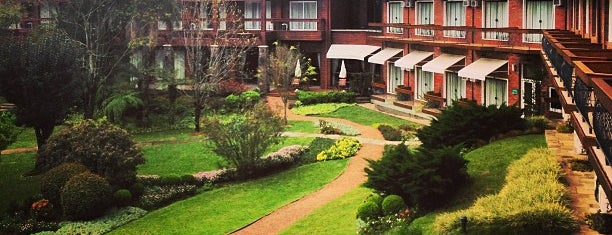 Hotel Alpestre is one of Gramado RS.