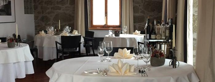 Gourmet Restaurant Wiesengrund is one of Haute Cuisine Internat.