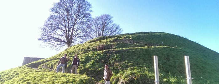 Oxford Castle Mound is one of Carl 님이 좋아한 장소.