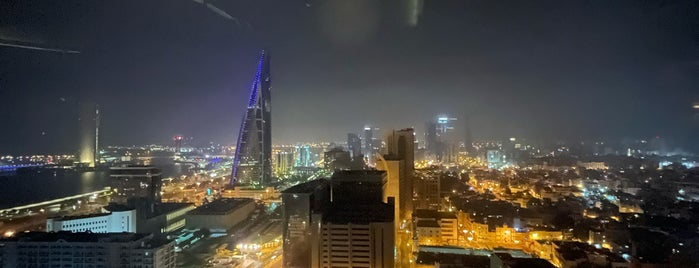 Alto Lounge is one of Bahrain.