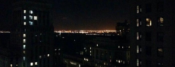 Setai Rooftop is one of Locais salvos de Irina.