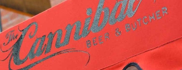 The Cannibal Beer & Butcher is one of mid town west.