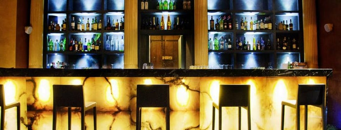 Nur Bar is one of Rome.