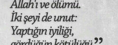 Yıldız Camii is one of ÜSKÜDAR_İSTANBUL.