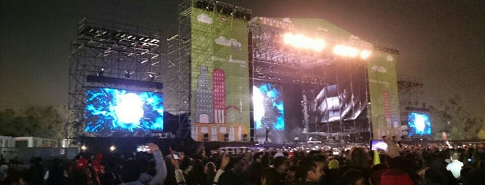 Corona Capital 2015 #CoronaCapital15 is one of Lieux qui ont plu à Paulina.