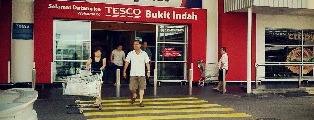 Tesco is one of Locais curtidos por Hatchie.