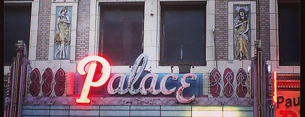 The Palace Theatre is one of Burbank + DTLA.
