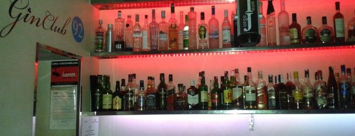 Jorge Juan Gin Club is one of Mis sitios.