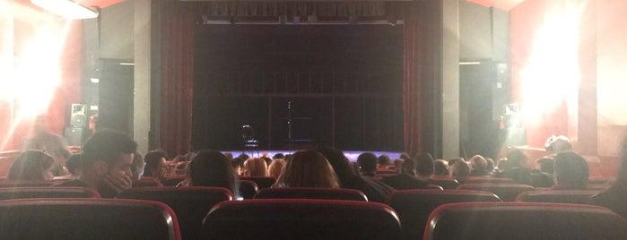 Teatre de L'Eixample is one of Locais curtidos por Quim.