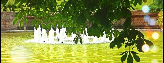 Seğmenler Parkı is one of 1.