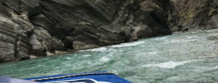 Skippers Canyon Jet is one of Tempat yang Disukai Melanie.