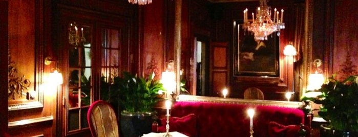 Hôtel Costes is one of Best of Paris.