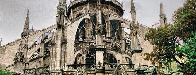 Kathedrale Notre-Dame de Paris is one of My Paris.