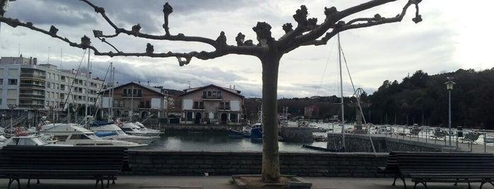 Bar El Puerto is one of pintxos.