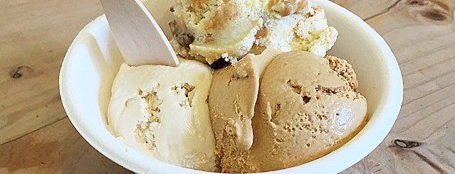 Bi-Rite Creamery is one of SF food.