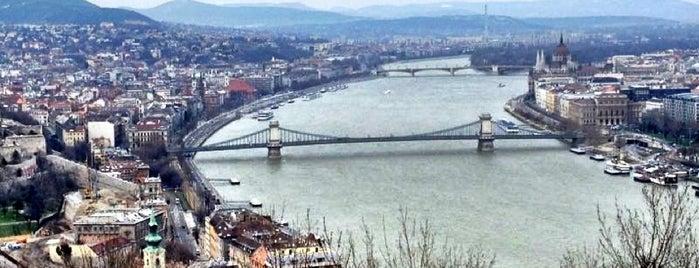 Citadella is one of Budapest.