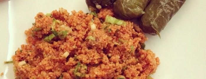 Hamov Armenian Cuisine is one of İstanbul Yeme&İçme Rehberi - 1.