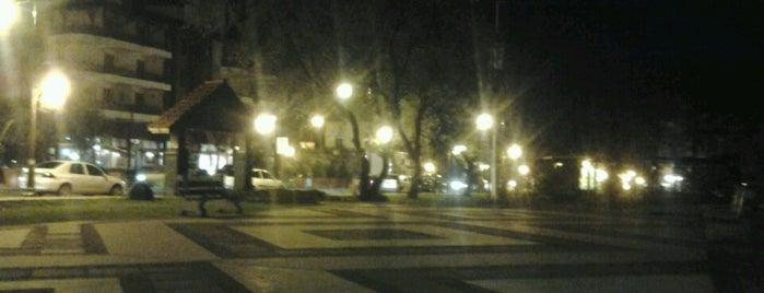 Praça das Etnias is one of Lieux qui ont plu à Bianca.