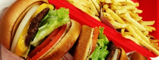 In-N-Out Burger is one of Burguer.