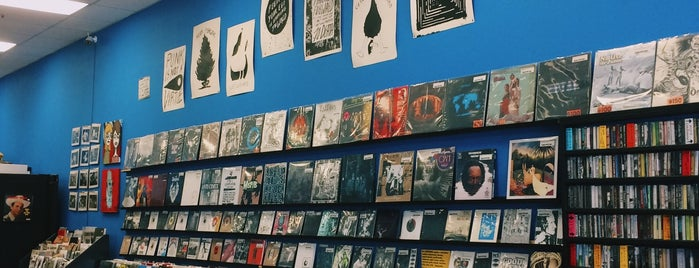 Econo Jam Records is one of Oakland record shops.