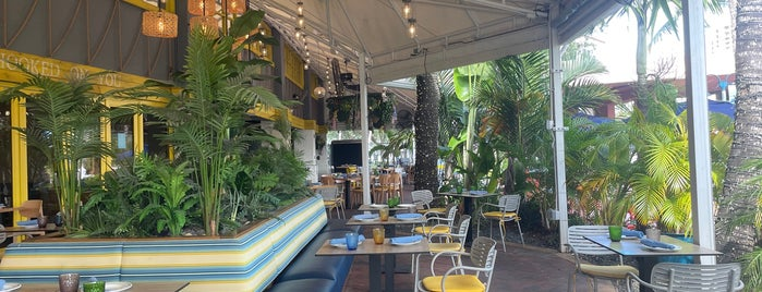 Rivertail is one of Ft lauderdale resto.