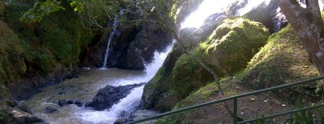 Taman Wisata Alam Maribaya is one of The Wonders of Indonesia.