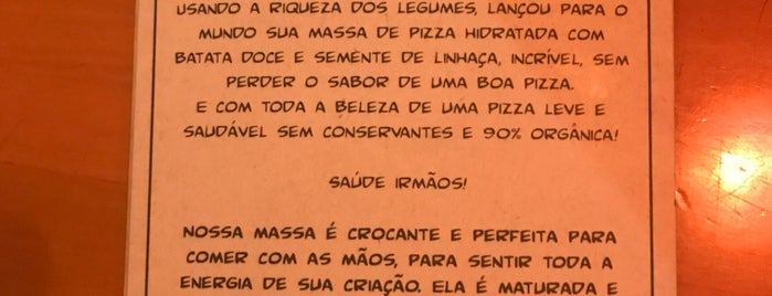 Tribas Pizza is one of rj - a visitar.
