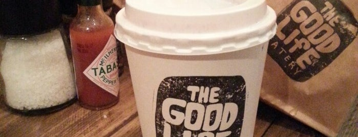 Good Life Eatery is one of Specialty Coffee Shops Part 2 (London).