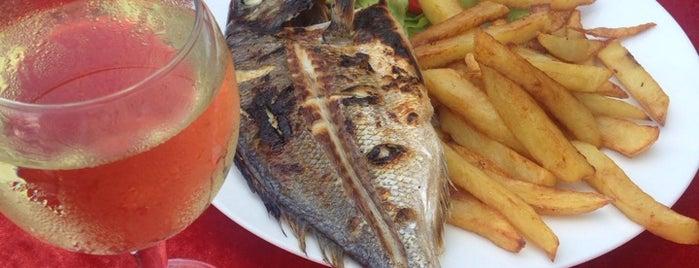 Canlı Balık Restaurant is one of Kıbrıs.