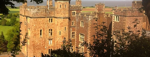 Dunster Castle is one of Part 1 - Attractions in Great Britain.