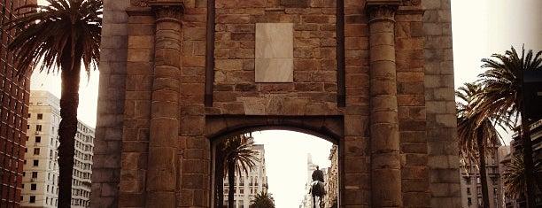 Puerta de la Ciudadela is one of yuruguay.