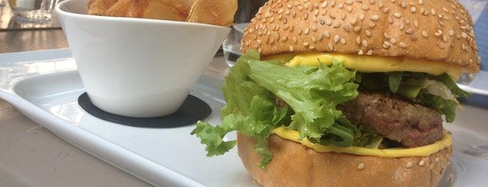 Café Trussardi is one of Hamburger.