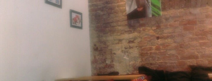 mucha nie siada is one of Hipster Places in Warsaw.
