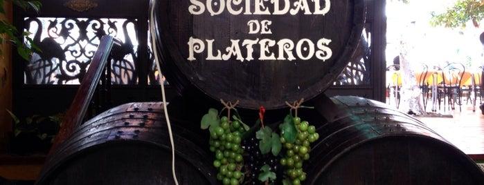 Taberna Sociedad Plateros María Auxiliadora is one of Córdoba.