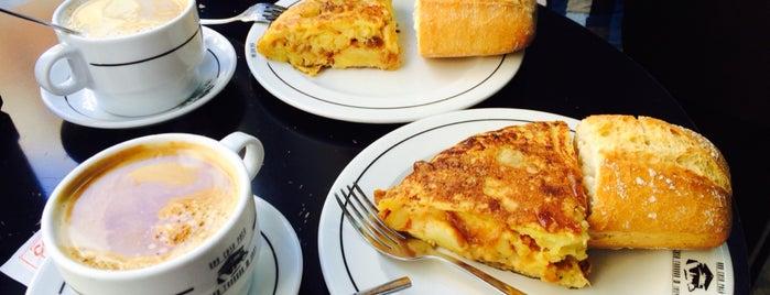 Casa Paco is one of LAS MEJORES TORTILLAS.
