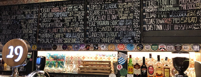 Beer'linale is one of Barcelona Craft Beer.